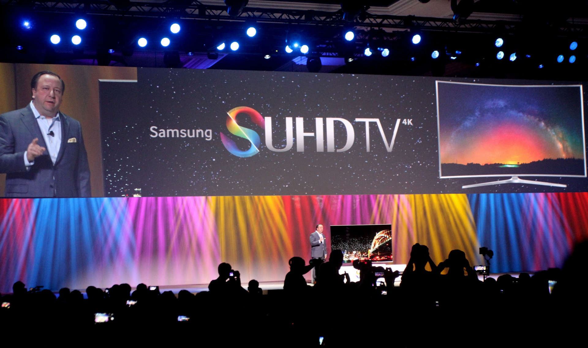 Samsung CES 2015 Press Conference