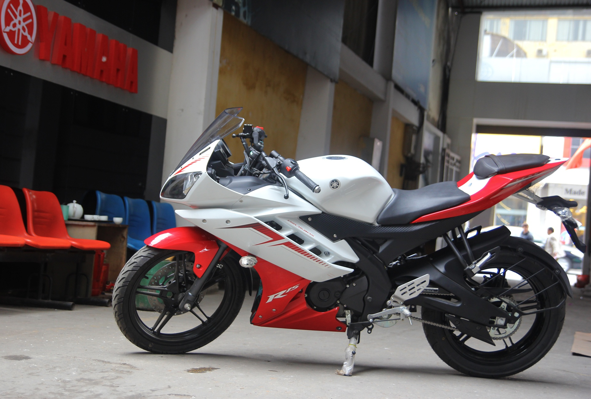 Yamaha R15 2013 Red