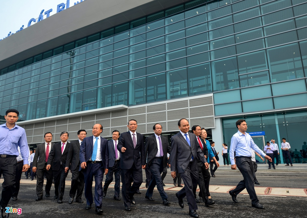 New international airport in Hai Phong put into operation