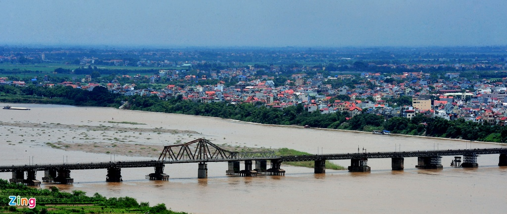 The century-old bridges in Vietnam
