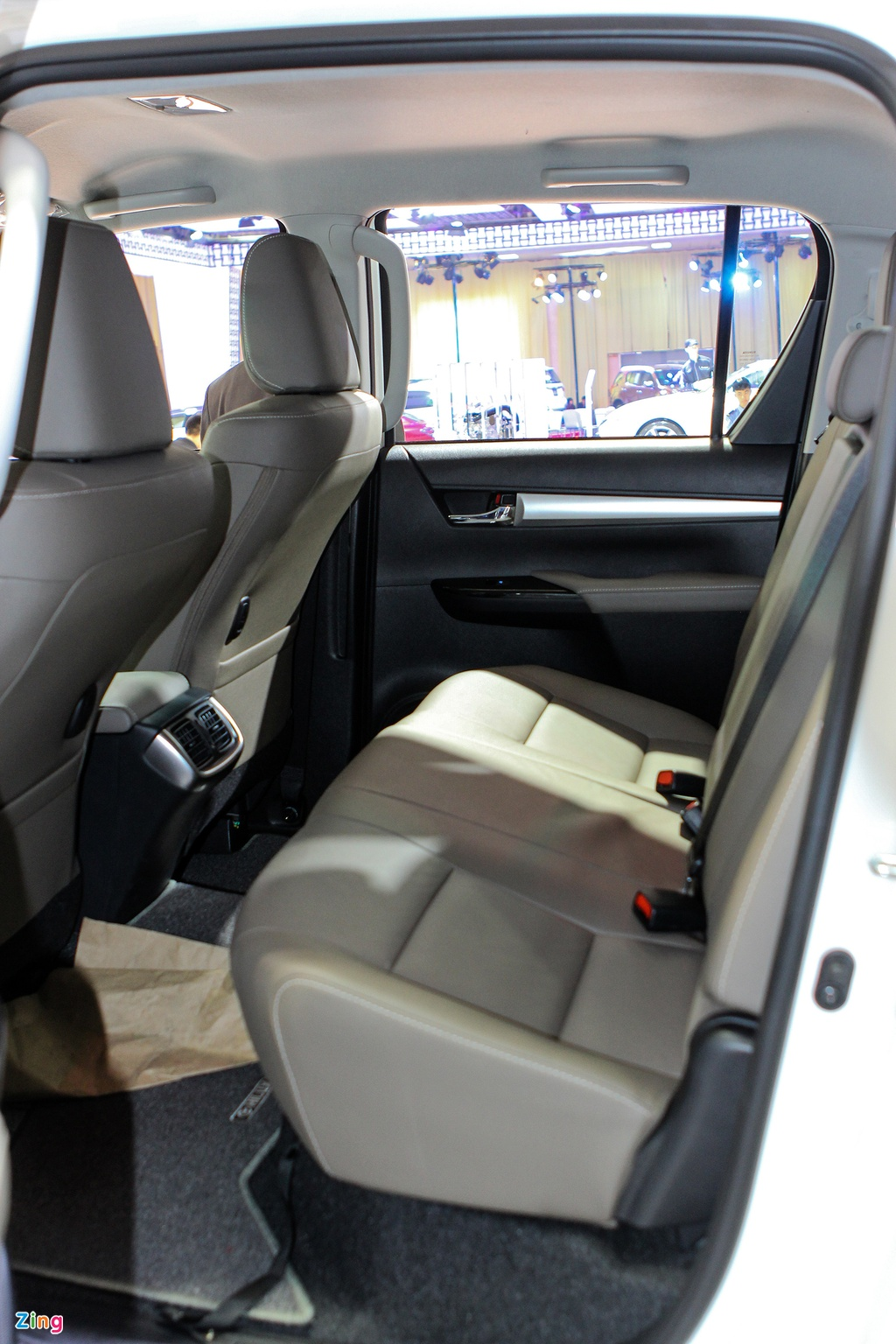 Toyota Hilux 2016 dung dong co moi tai Viet Nam hinh anh 13