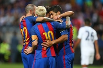 Highlights Barcelona 4-2 Leicester hinh anh