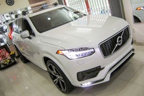 SUV hang sang Volvo XC90 ban do ve Viet Nam