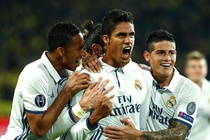 Dortmund 2-2 Real Madrid (H2): Schurrle sut tung noc luoi hinh anh