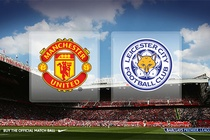 Video truc tiep bong da Manchester United vs Leicester City hinh anh