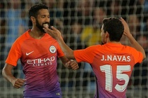 Highlights Swansea City 1-2 Manchester City hinh anh