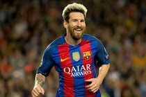 5 hat-trick an tuong trong su nghiep cua Messi hinh anh