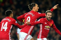 Highlights Manchester United 4-1 West Ham hinh anh