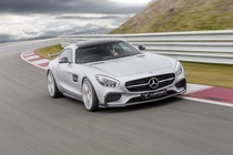 Mercedes-AMG GT do cong suat 612 ma luc hinh anh