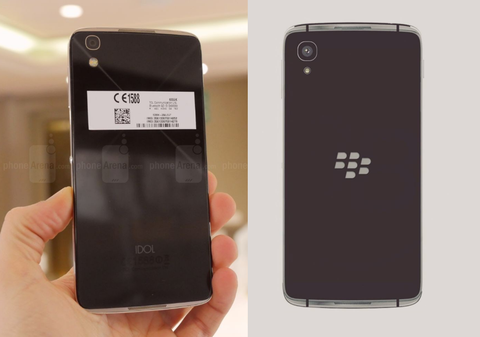BlackBerry Hamburg lo anh, co the mang ten NEON hinh anh