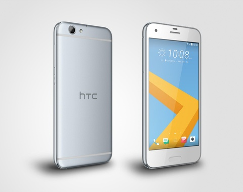 HTC tung One A9s voi cau hinh thap hon the he truoc hinh anh