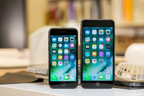 iPhone 7 la smartphone nhanh nhat the gioi hinh anh