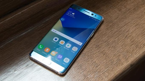7 smartphone tot thay the Galaxy Note 7 hinh anh