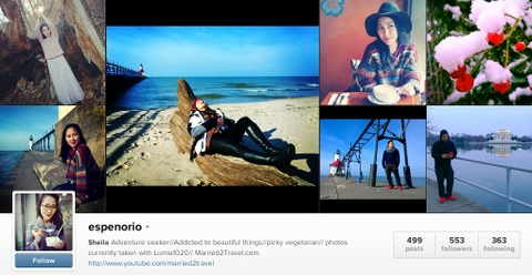 5 nguoi dung Instagram chuyen nghiep nhat the gioi hinh anh