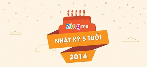 Zing Me - Nhat ky 5 tuoi hinh anh