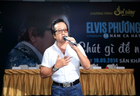 Elvis Phuong hat live hai tieng lien tuc o tuoi 70 hinh anh