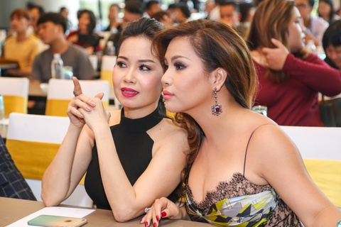 Minh Tuyet tiet lo chi gai Cam Ly rat hung du hinh anh