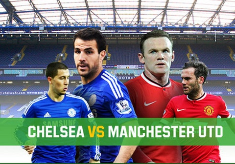Chelsea - M.U: Quy do thach thuc ung vien vo dich hinh anh