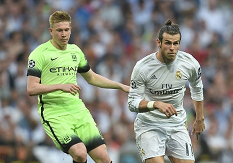 Real vs Man City (1-0, H1): Bale mo ty so hinh anh