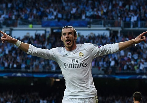 Real vs Man City (1-0): Gareth Bale thi dau noi bat hinh anh