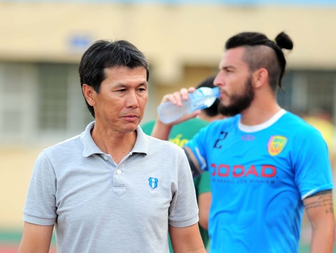 V.League 2016: Lien minh & the co hinh anh