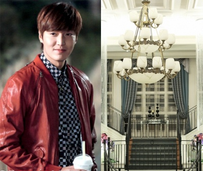 Ngam nha 2 ty cua Lee Min Ho trong 'The Heirs' hinh anh