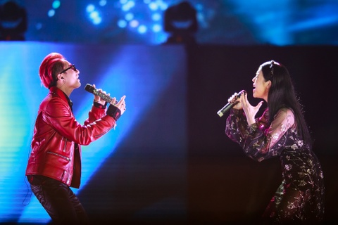 Thu Phuong ve nuoc song ca voi Son Tung M-TP hinh anh