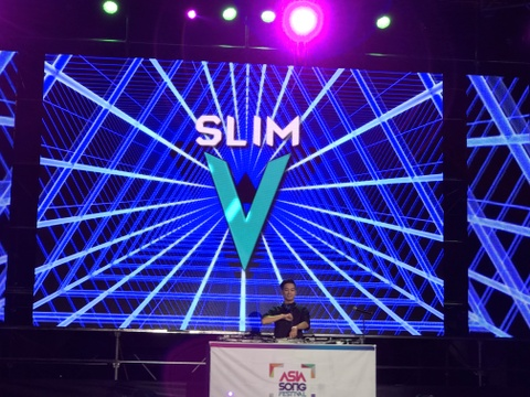 SLIM V - Asia Song Fesival hinh anh