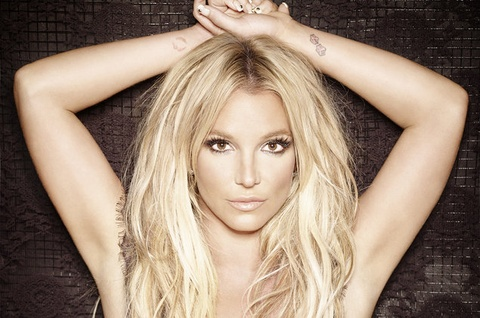 Album moi cua Britney Spears cho ngay 'phat no' hinh anh