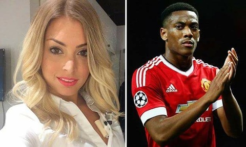 Anthony Martial co bo moi hinh anh
