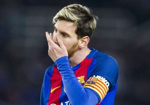 Messi lap ky luc tit ngoi o El Clasico hinh anh