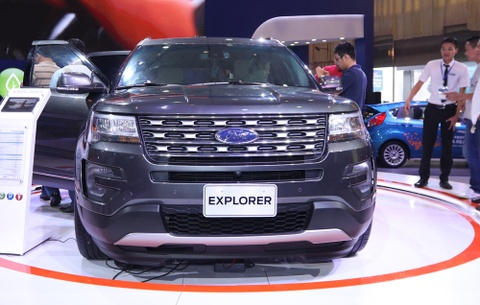 Chi tiet Ford Explorer 2017 tai VN: Manh me, dam chat My hinh anh