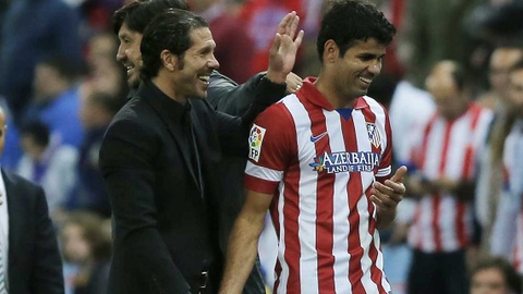 Diego Costa thua nhan muon tro ve Atletico Madrid hinh anh