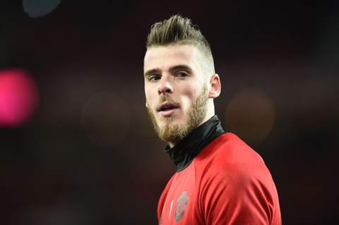 Carragher muon De Gea choi cho Liverpool hinh anh