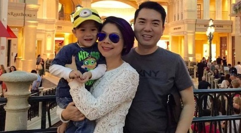 Thanh Thao du dinh sinh con trong nam nay hinh anh