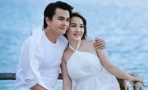 Anh cuoi lang man cua dien vien Cao Minh Dat hinh anh
