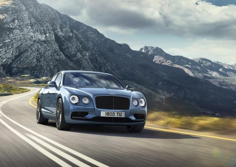 Bentley Flying Spur W12 S - sedan nhanh nhat the gioi hinh anh