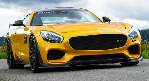 Mercedes AMG GT S do manh 745 ma luc hinh anh