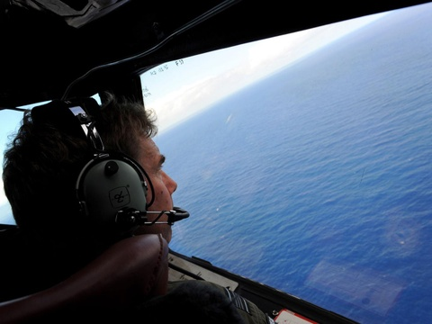 Co the MH370 roi do hanh vi co y hinh anh