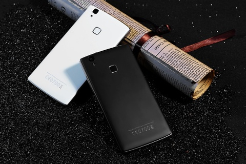 DCO X5 Max - smartphone Nhat Ban voi bo doi camera 8 MP hinh anh