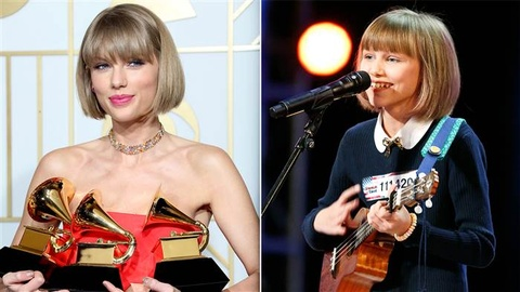 'Ban sao' Taylor Swift chien thang America's Got Talent hinh anh