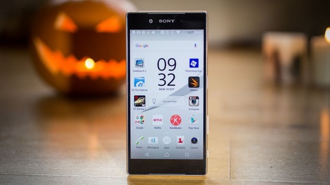 Sony Xperia M5, Xperia Z5 Dual chinh hang dong loat giam gia hinh anh