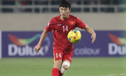 Viet Nam 0-0 Indonesia (H1): Cong Vinh bo lo thoi co hinh anh