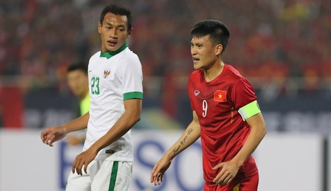 Viet Nam 1-1 Indonesia (H2): Van Thanh thap hy vong hinh anh