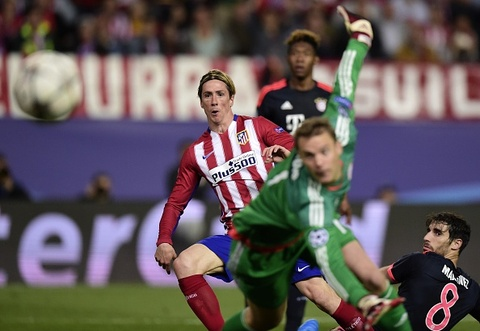 Highlights Atletico Madrid 1-0 Bayern Munich hinh anh