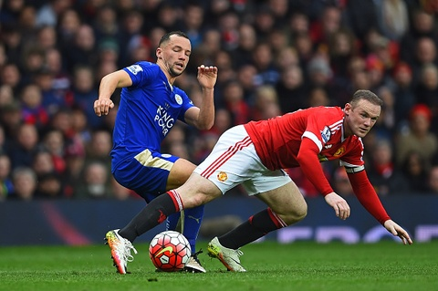 Highlights Manchester United 1-1 Leicester City hinh anh
