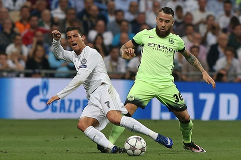 Highlights Real Madrid 1-0 Manchester City hinh anh