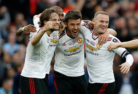 Highlights Crystal Palace 1-2 Manchester United hinh anh