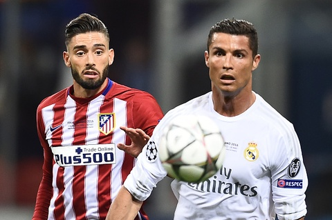 Highlights Real Madrid 1-1 Atletico Madrid (pen 5-3) hinh anh