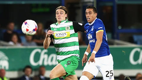 Highlights Everton 4-0 Yeovil Town hinh anh